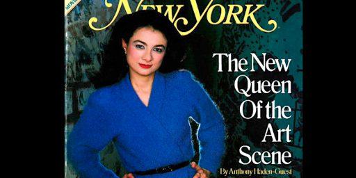 五木田智央のニューヨークのアートディーラー、メアリー・ブーンは刑務所に30ヶ月間