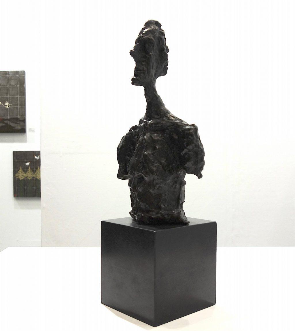 Alberto Giacometti ディエゴの胸像 Buste de Diego 1956, cast 1957 ed. 4:6 @ Mizoe Art Gallery