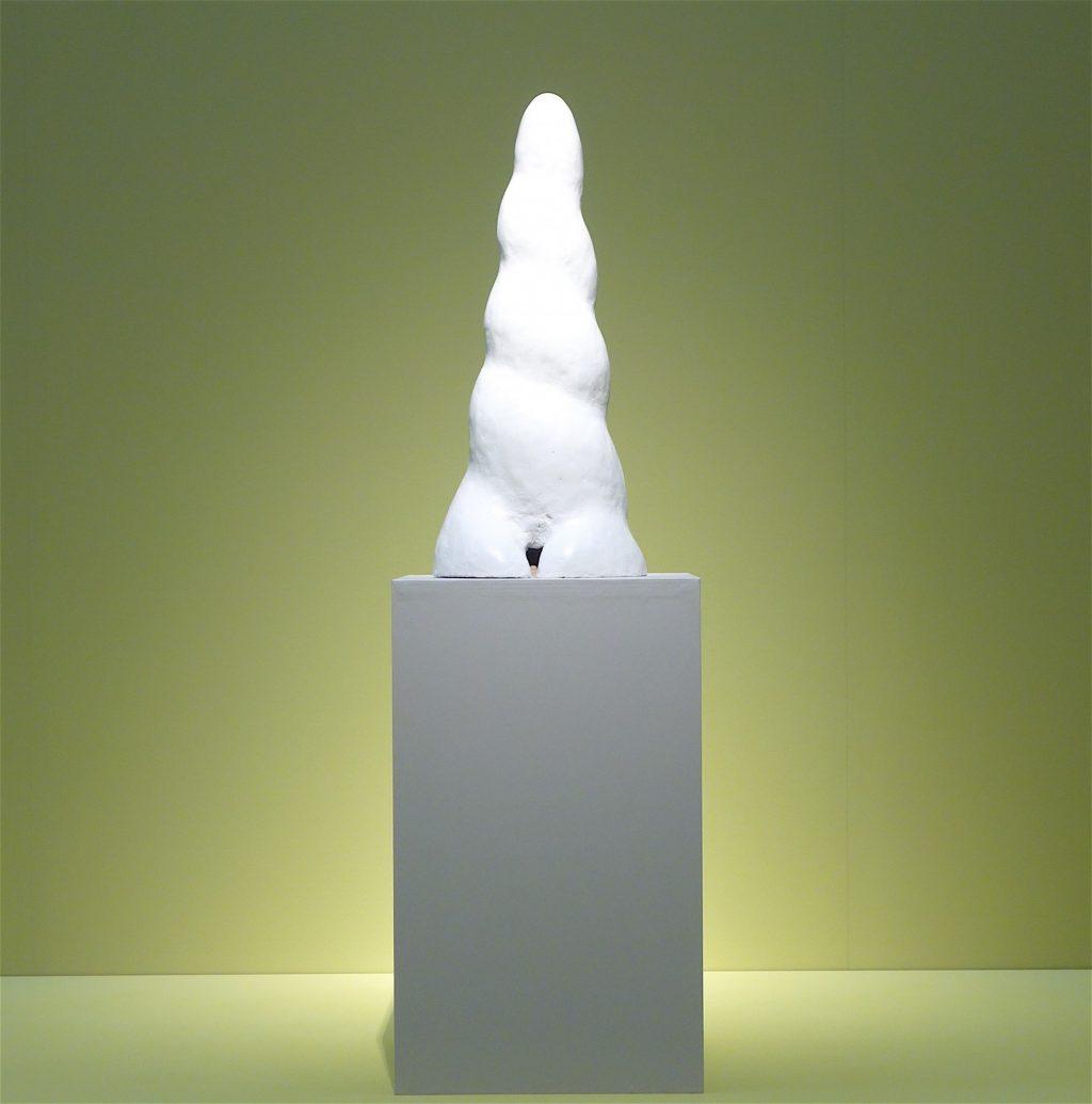 IKEMURA Leiko White Figure 1992