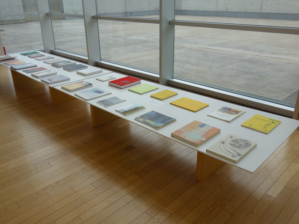 IKEMURA Leiko's books and catalogues