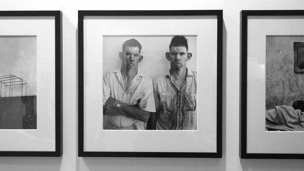 Roger Ballen Dresie and Casie, twins, Western Transvaal 1993 @ EMON PHOTO GALLERY