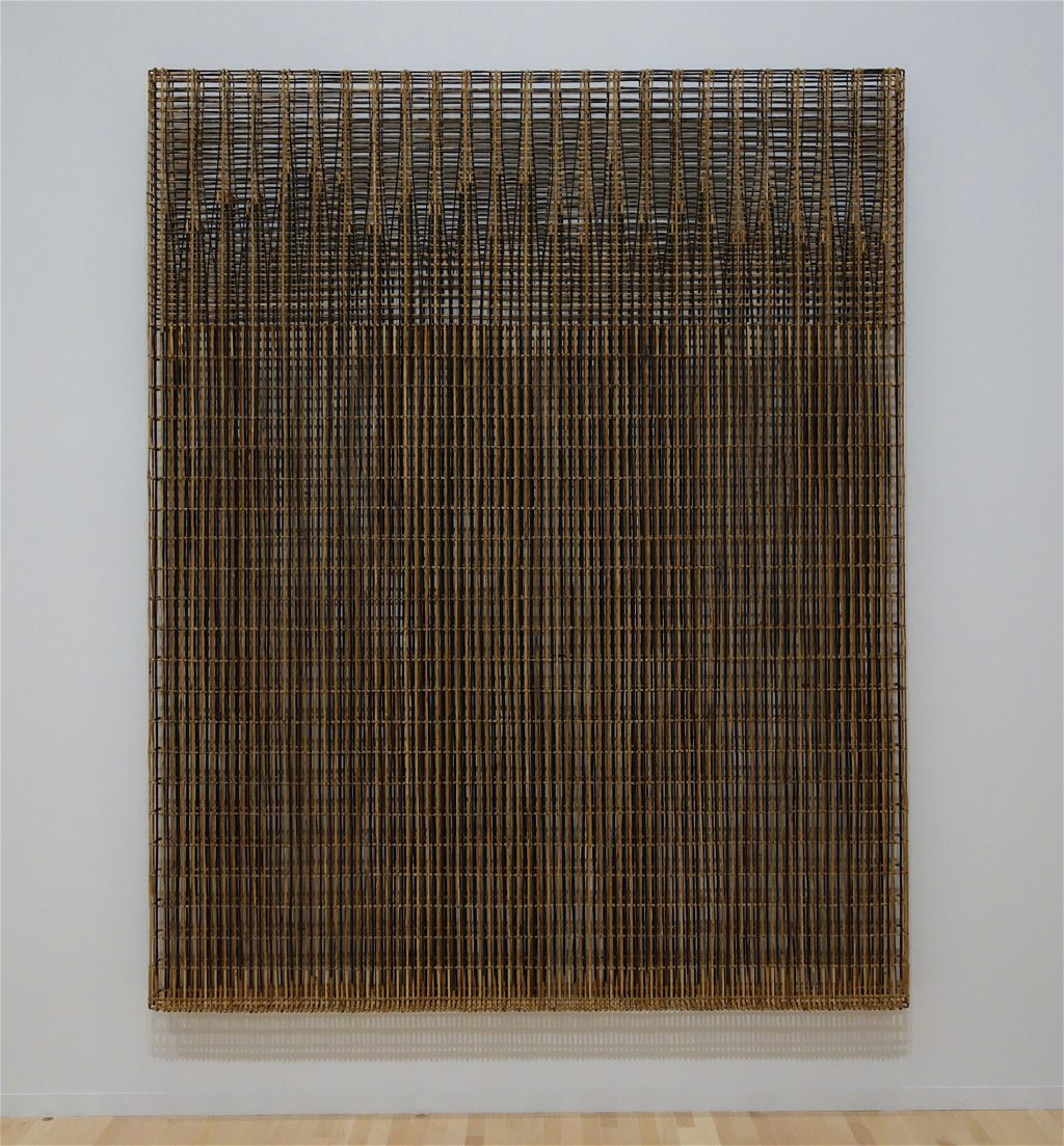 SOPHEAP Pich Arboretum 2015, Bamboo, rattan, metal wire