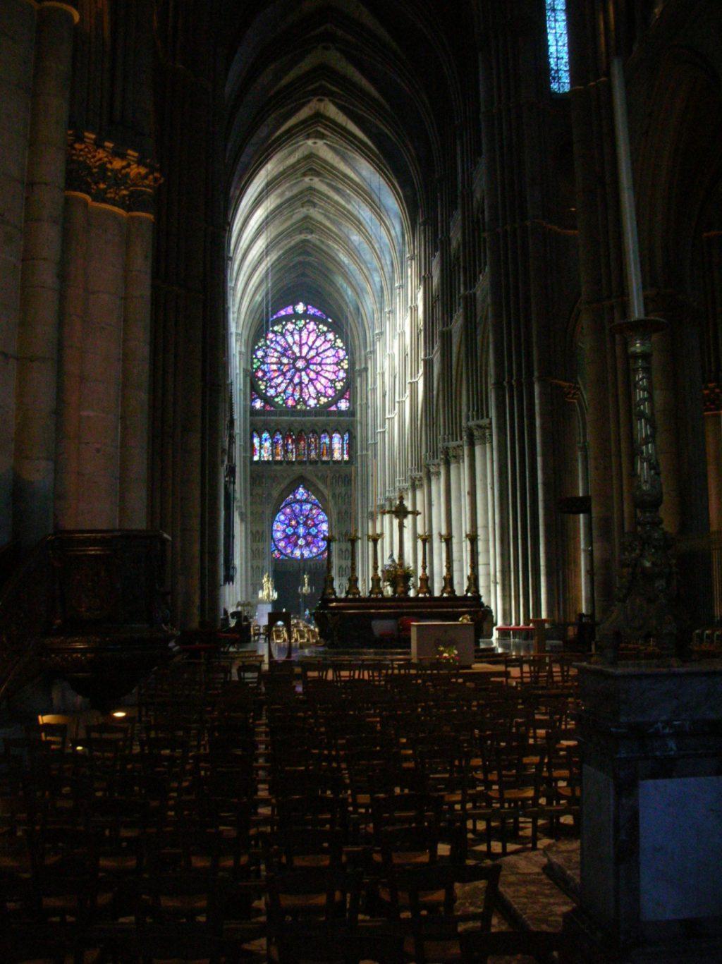 ランス・ノートルダム大聖堂 Cathédrale Notre-Dame de Reims