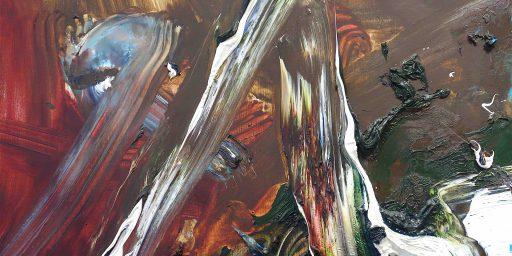 単色と抽象:白髪一雄、河鍾賢、ゲルハルト・リヒター、ベルナール・フリズ