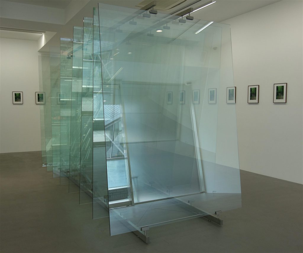 Gerhard Richter '8 Glass Panels'