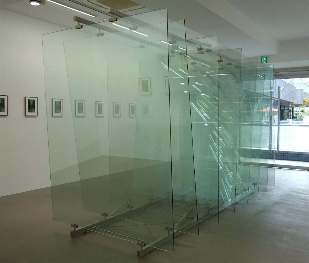 Gerhard Richter '8 Glass Panels' 2012