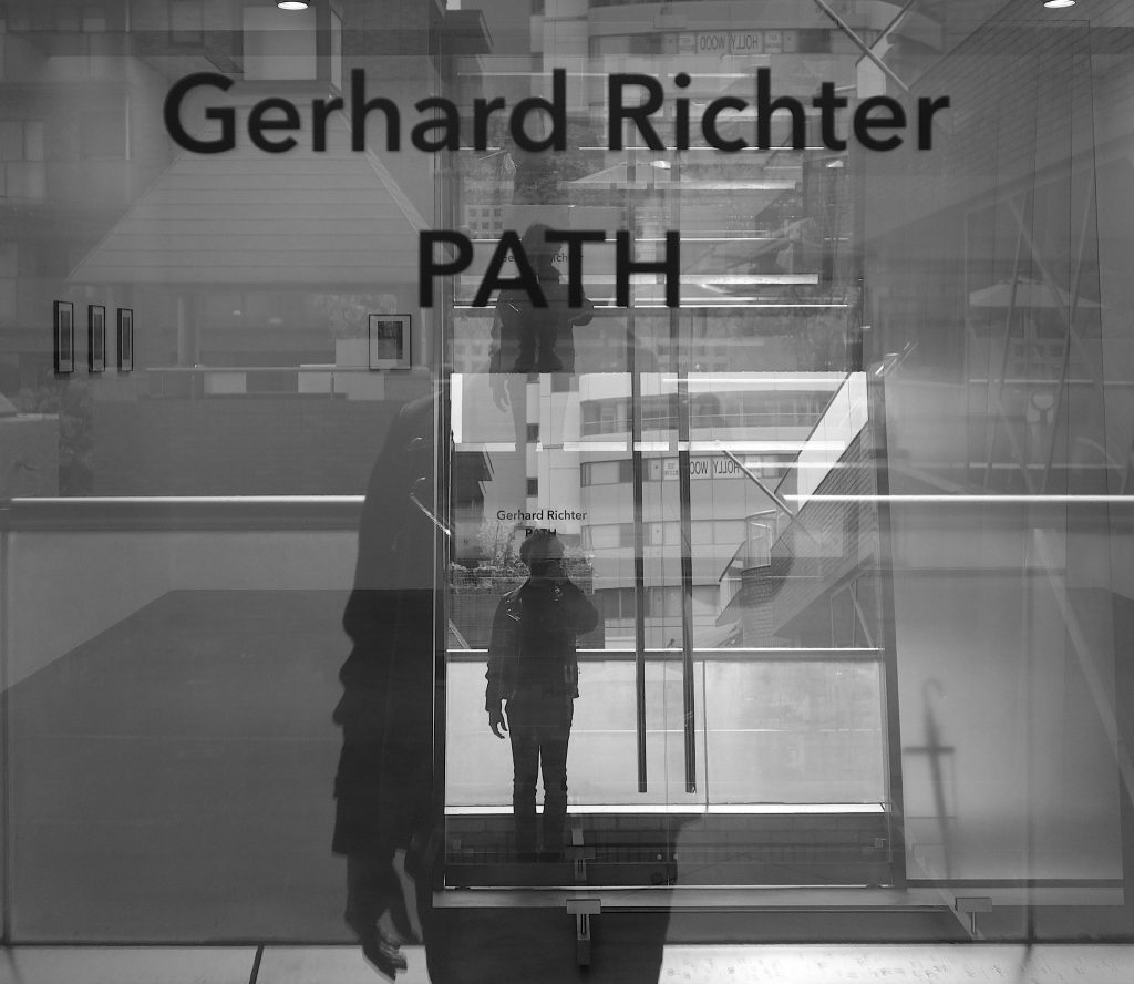 Gerhard Richter 'PATH' @ WAKO WORKS OF ART 2019