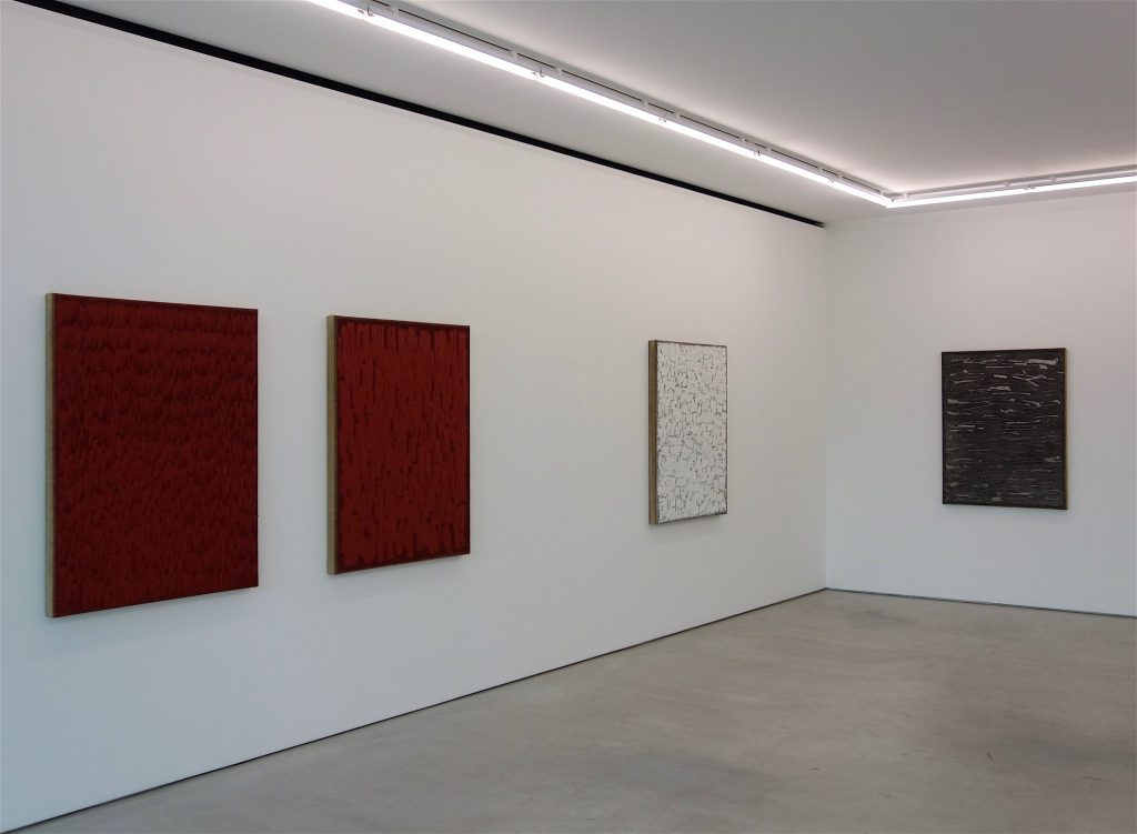 HA Chong-hyun @ Blum & Poe, Tokyo, exhibition view