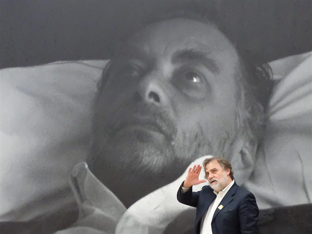 Gianluigi Colin Doppelgaenger Artista Corriere della Sera