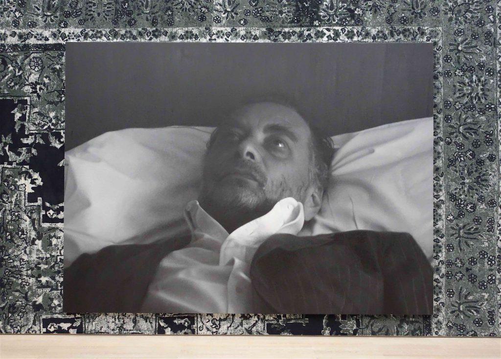 Rudolf Stingel ルドルフ・スティンゲル1