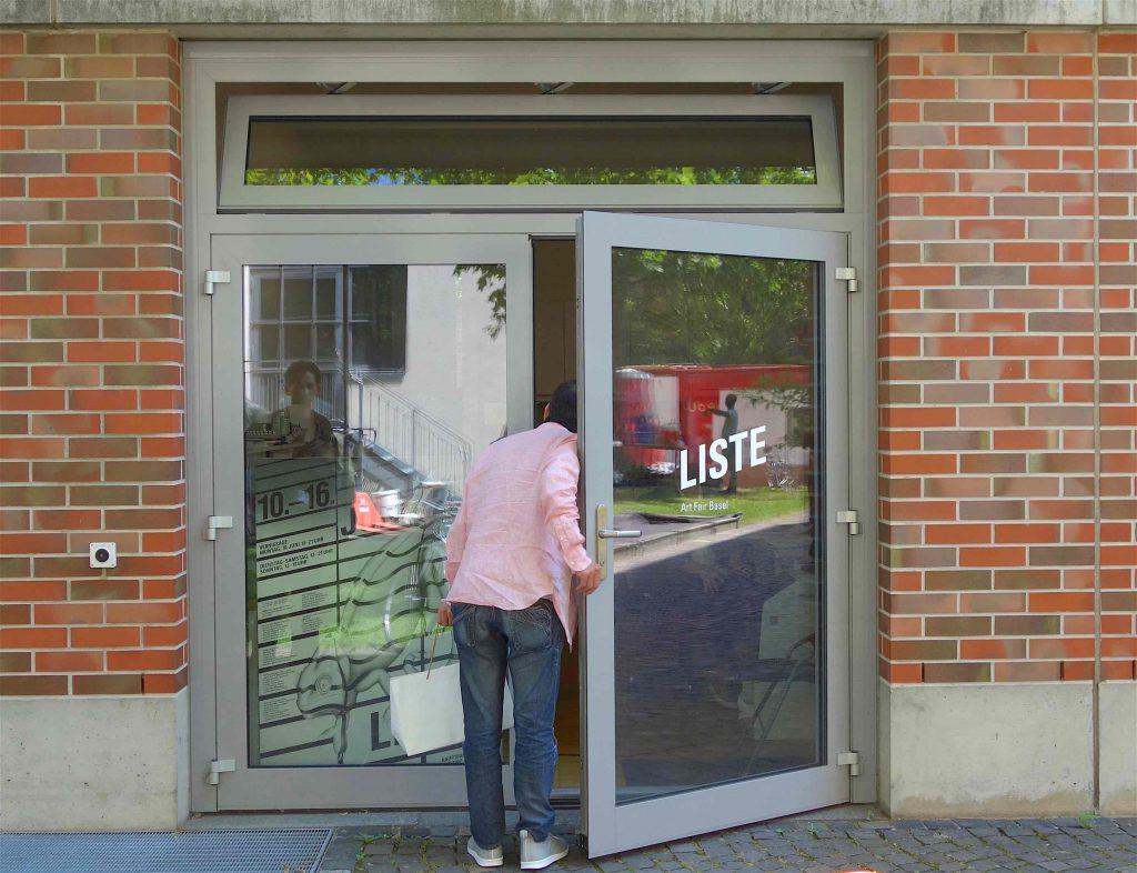 リステ・アートフェア・バーゼル、事務所