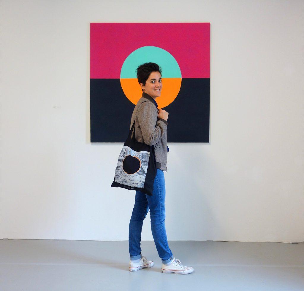 "五月女 哲平 SOUTOME Teppei ""Embrace"" 2018, Acrylic on canvas"