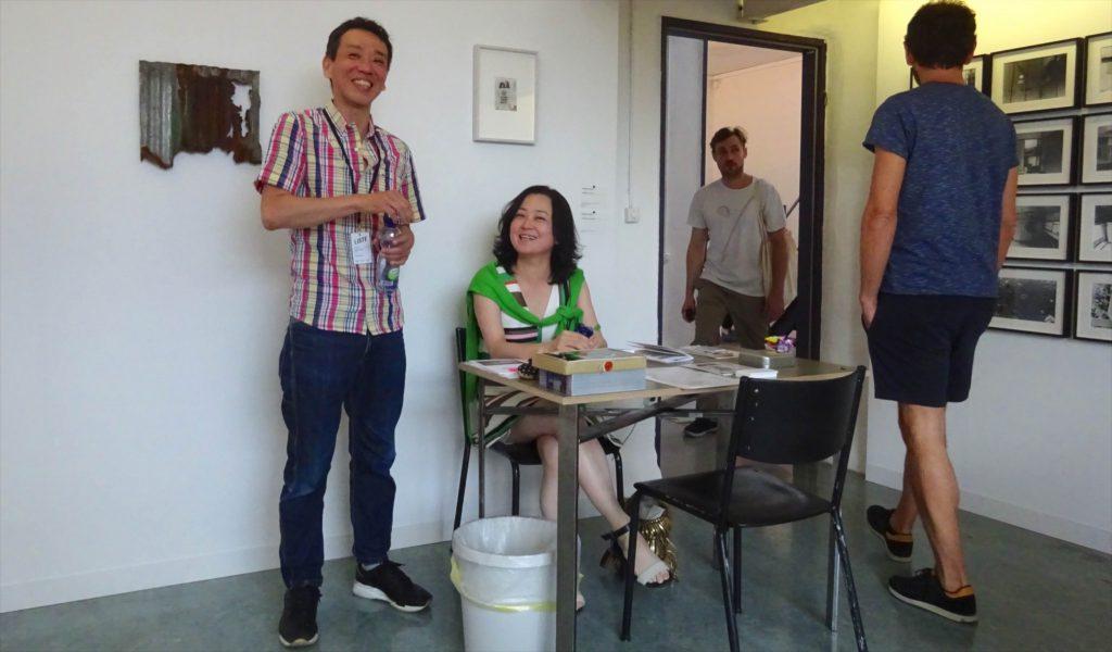 AOYAMA | MEGURO booth, LISTE 2018