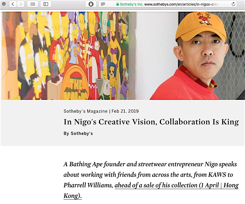 NIGO's