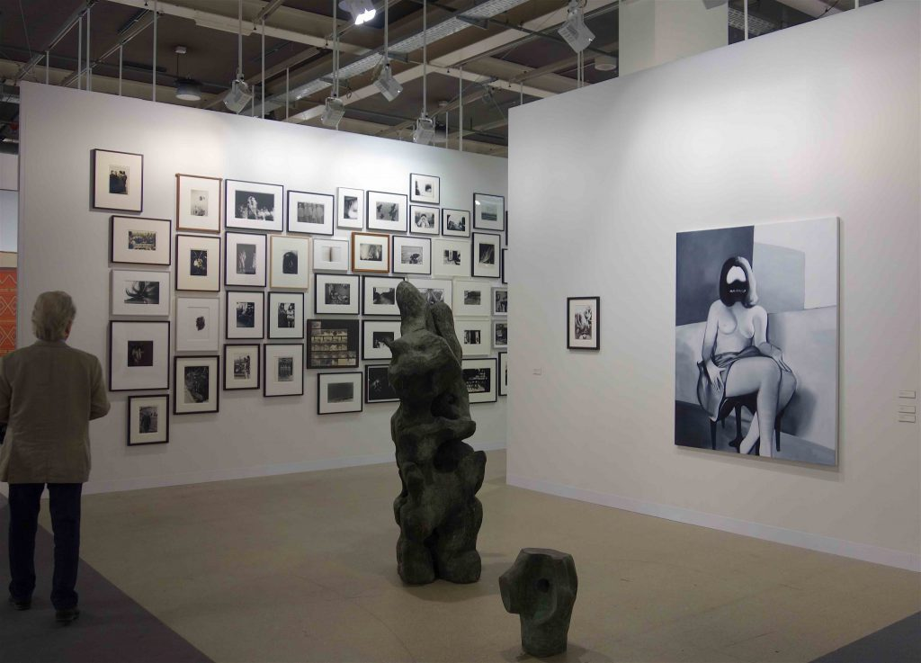 Taka Ishii Gallery booth, ART BASEL 2019