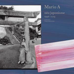 Mario A (Ambrosius) 'néo japonisme' solo exhibition in Basel 2019/9/6 - 11/2
