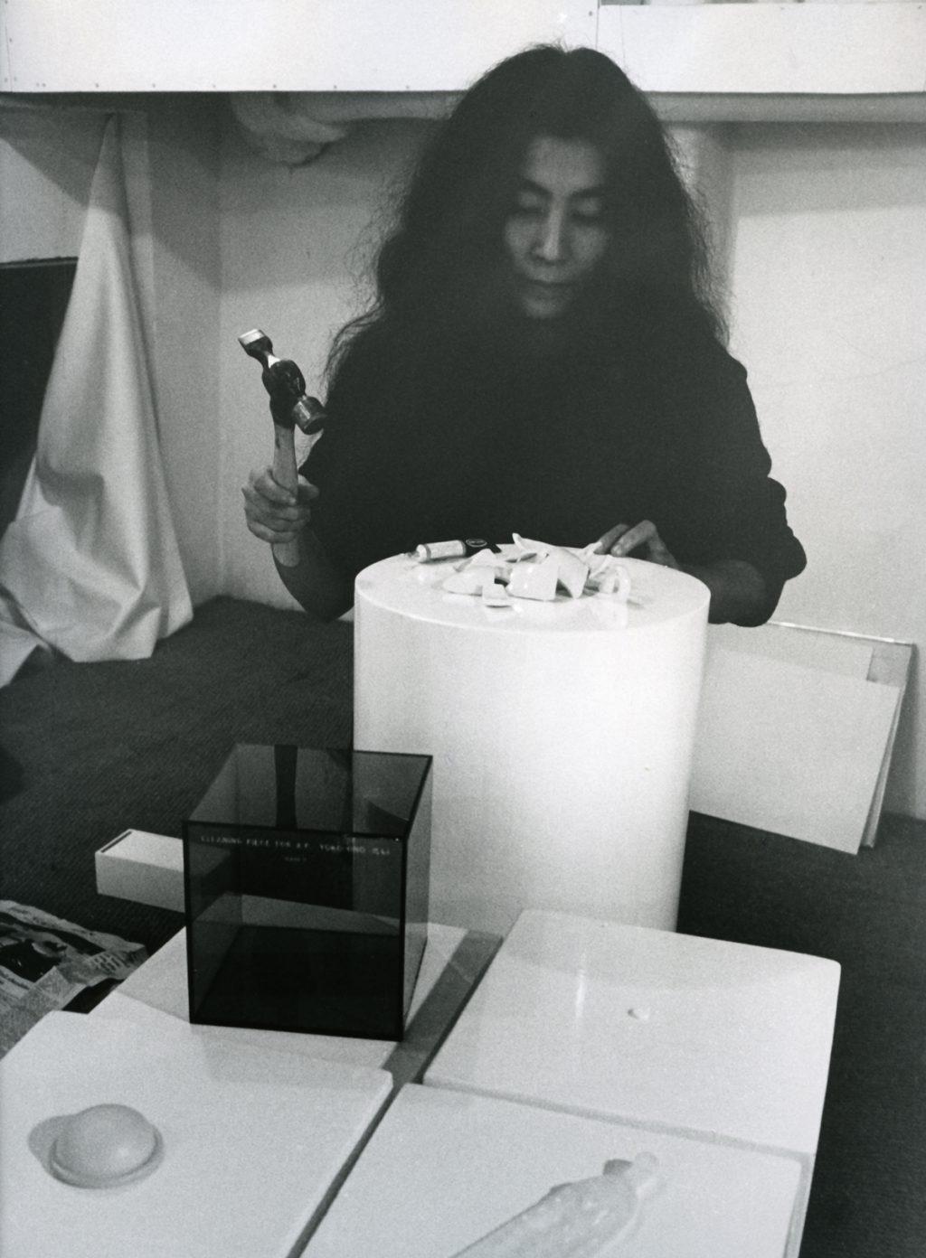 ONO Yoko 1966
