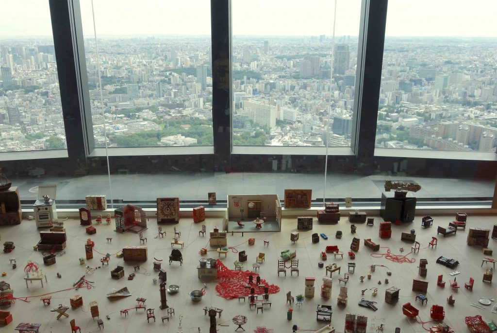 """塩田千春展:魂がふるえる @ 森美術館 SHIOTA Chiharu """"The Soul Trembles"""" @ Mori Art Museum"""