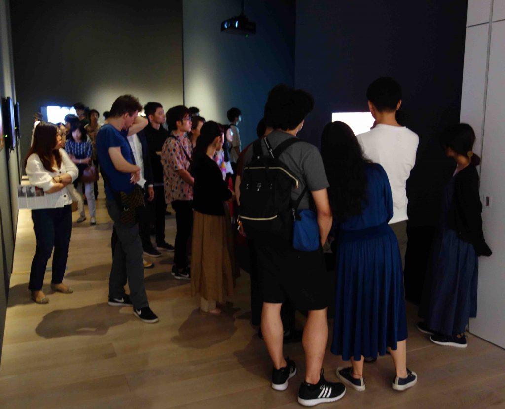 """塩田千春展:魂がふるえる @ 森美術館 SHIOTA Chiharu """"The Soul Trembles"""" @ Mori Art Museum、展示風景"""