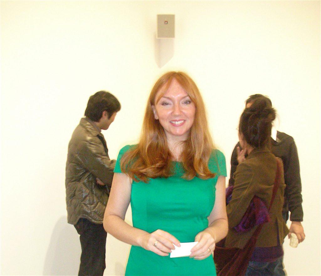 Susan Philipsz @ Mizuma Art Gallery 2009