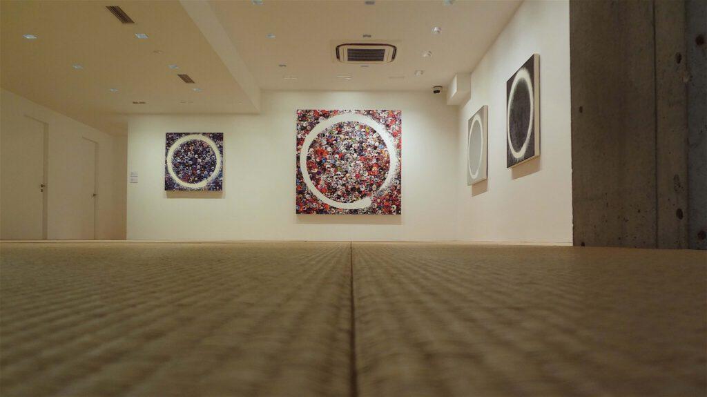 円相 ENSŌ exhibition view