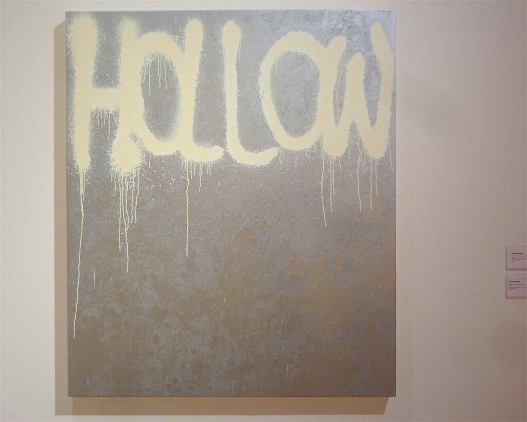 村上隆作「Hollow」2015年