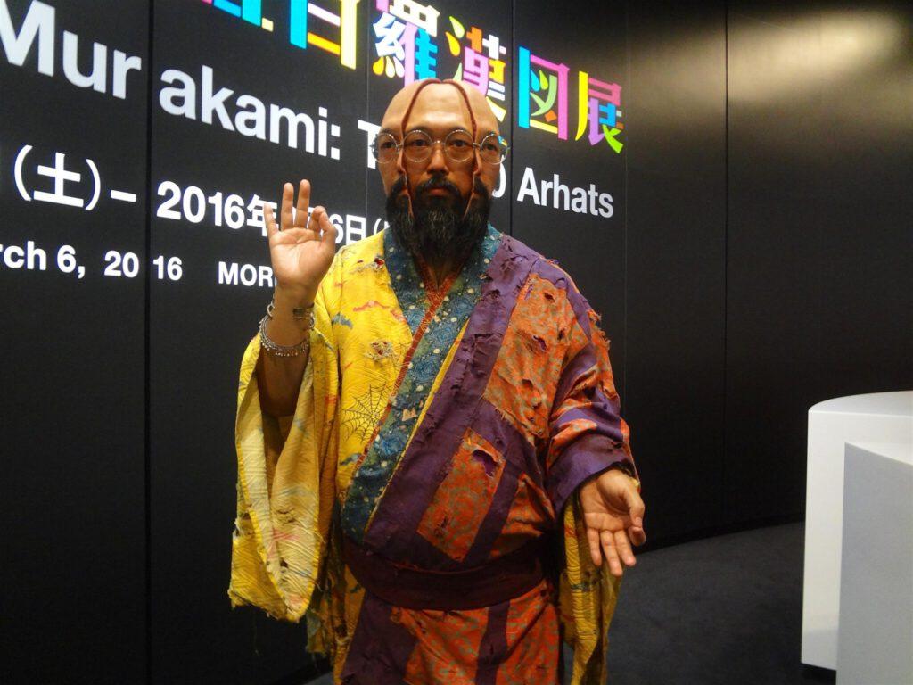 MURAKAMI Takashi 村上隆の五百羅漢図展 The 500 Arhats @ 森美術館 Mori Art Museum 2015 (1)