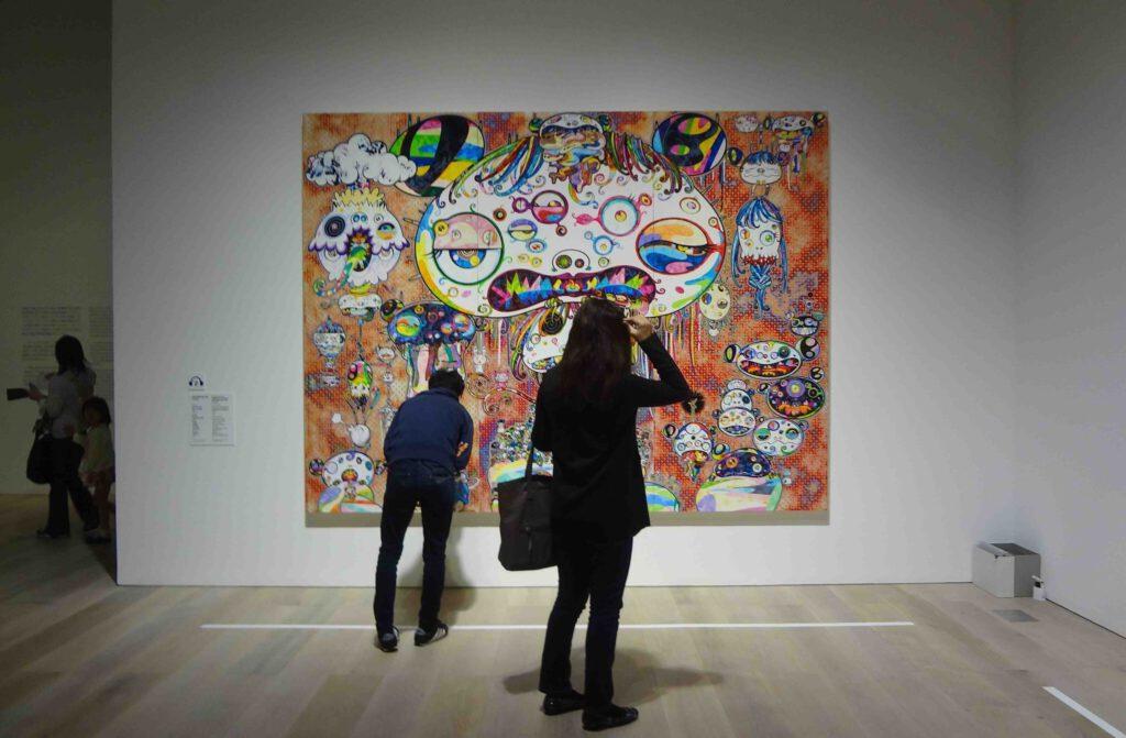 MURAKAMI Takashi 村上隆の五百羅漢図展 The 500 Arhats @ 森美術館 Mori Art Museum 2015 (12)