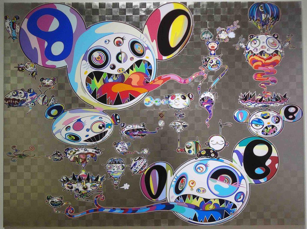 MURAKAMI Takashi 村上隆の五百羅漢図展 The 500 Arhats @ 森美術館 Mori Art Museum 2015 (14)