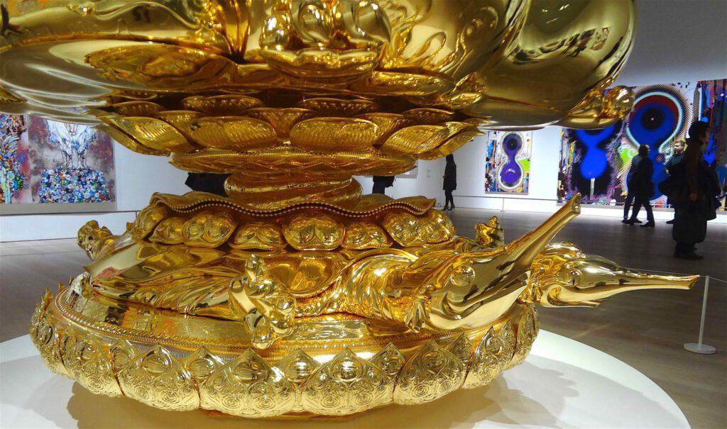 MURAKAMI Takashi 村上隆の五百羅漢図展 The 500 Arhats @ 森美術館 Mori Art Museum 2015 (3)