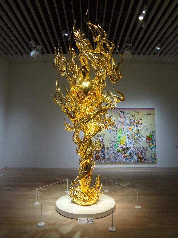 MURAKAMI Takashi 村上隆の五百羅漢図展 The 500 Arhats @ 森美術館 Mori Art Museum 2015 (4)