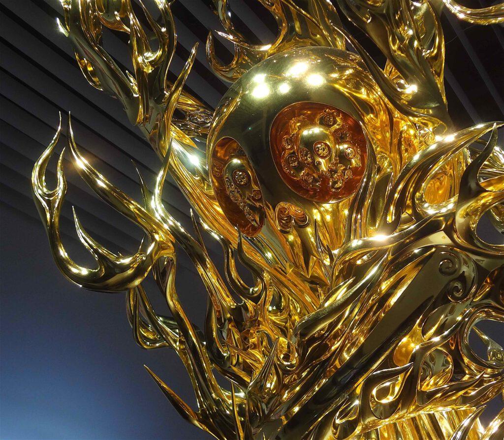 MURAKAMI Takashi 村上隆の五百羅漢図展 The 500 Arhats @ 森美術館 Mori Art Museum 2015 (5)
