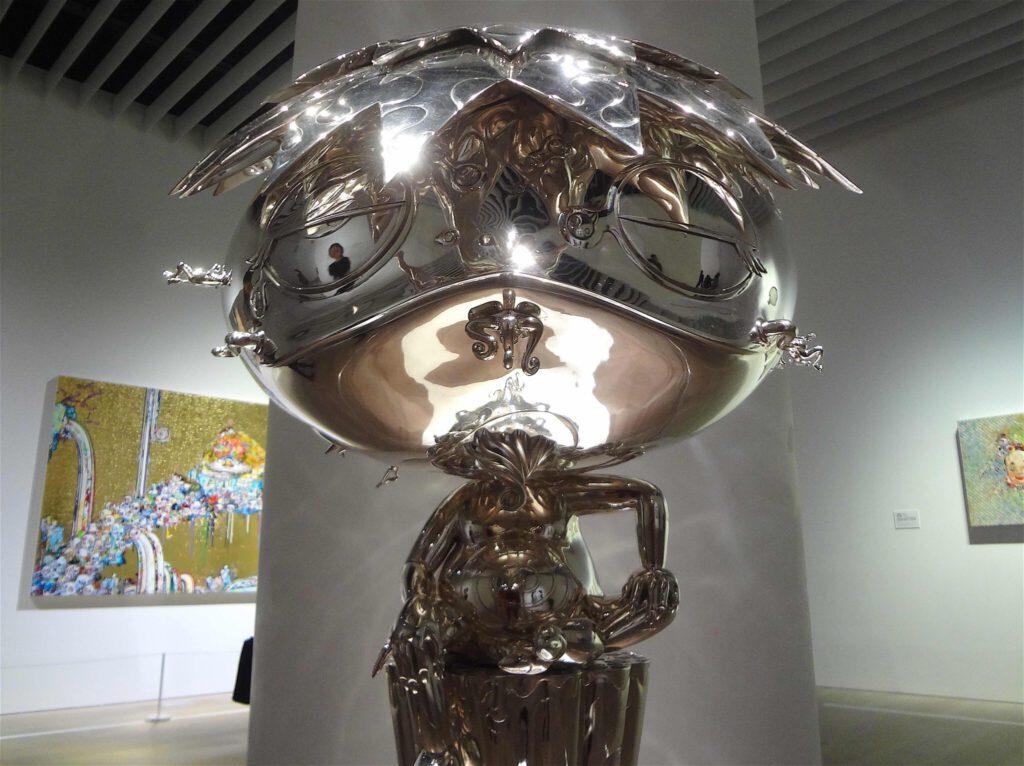 MURAKAMI Takashi 村上隆の五百羅漢図展 The 500 Arhats @ 森美術館 Mori Art Museum 2015 (8)