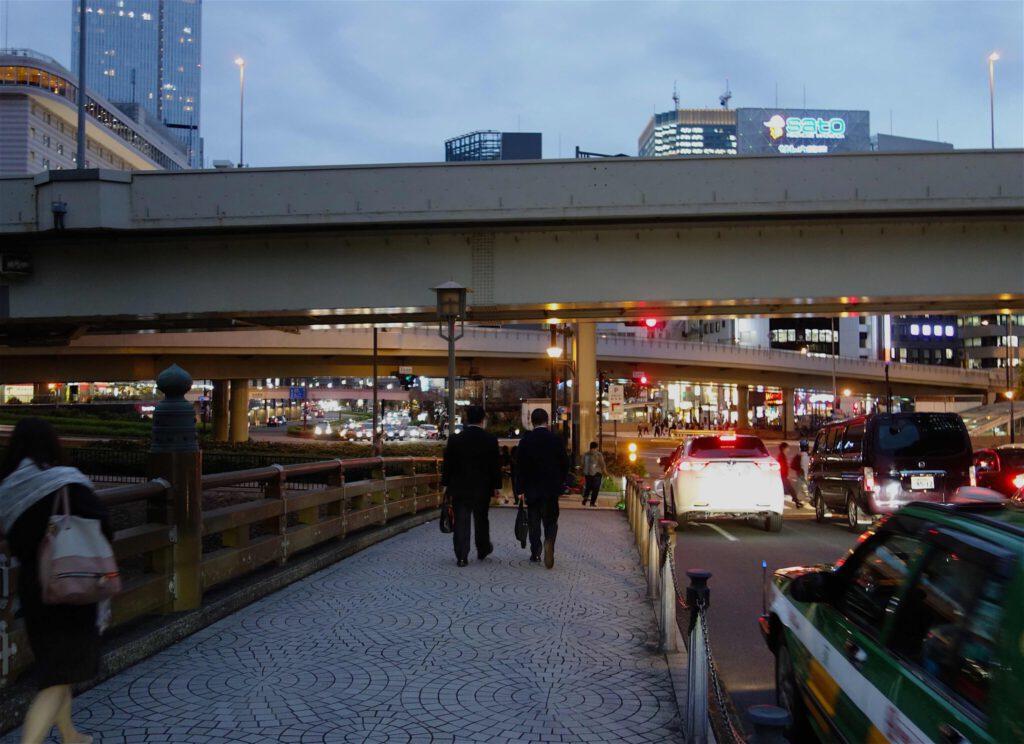 ピクチャリング・東京:ある普通の日9