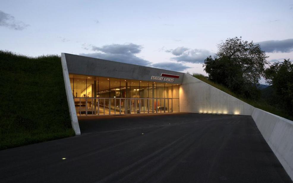 リアウニック美術館 入口