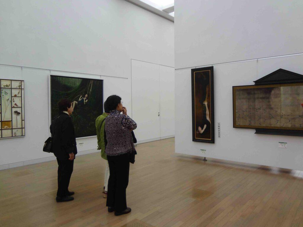 絵画 Paintings – Hakujitsukai Art Exhibition 白日会展 2015年 @ 国立新美術館、東京・六本木 National Art Center Tokyo, Roppongi13