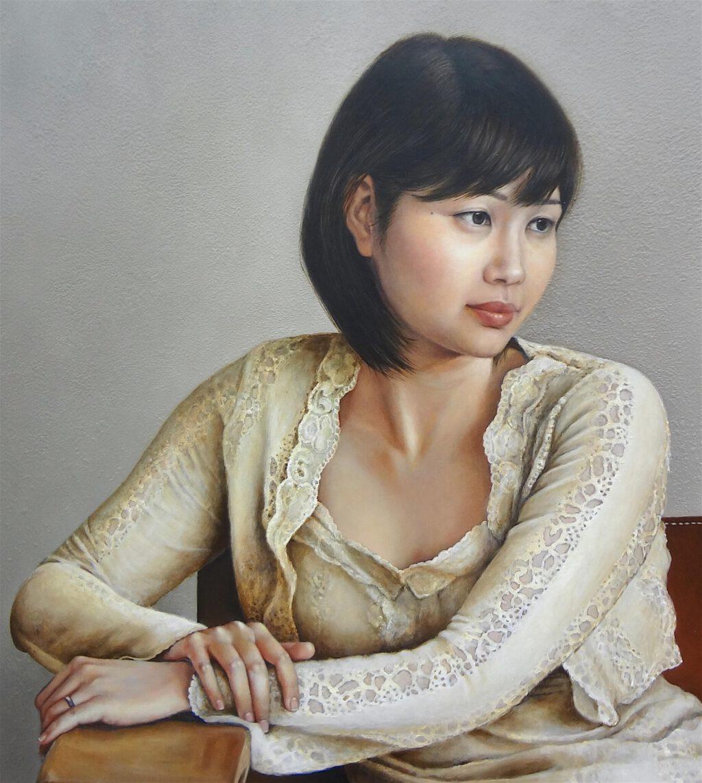 絵画 Paintings – Hakujitsukai Art Exhibition 白日会展 2015年 @ 国立新美術館、東京・六本木 National Art Center Tokyo, Roppongi7