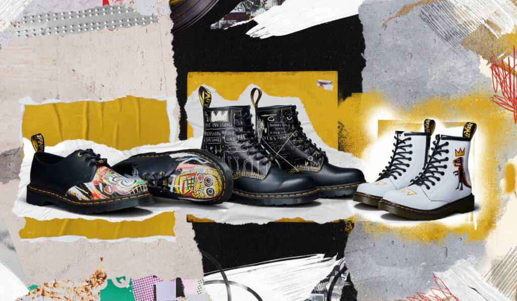 Basquiat shoes