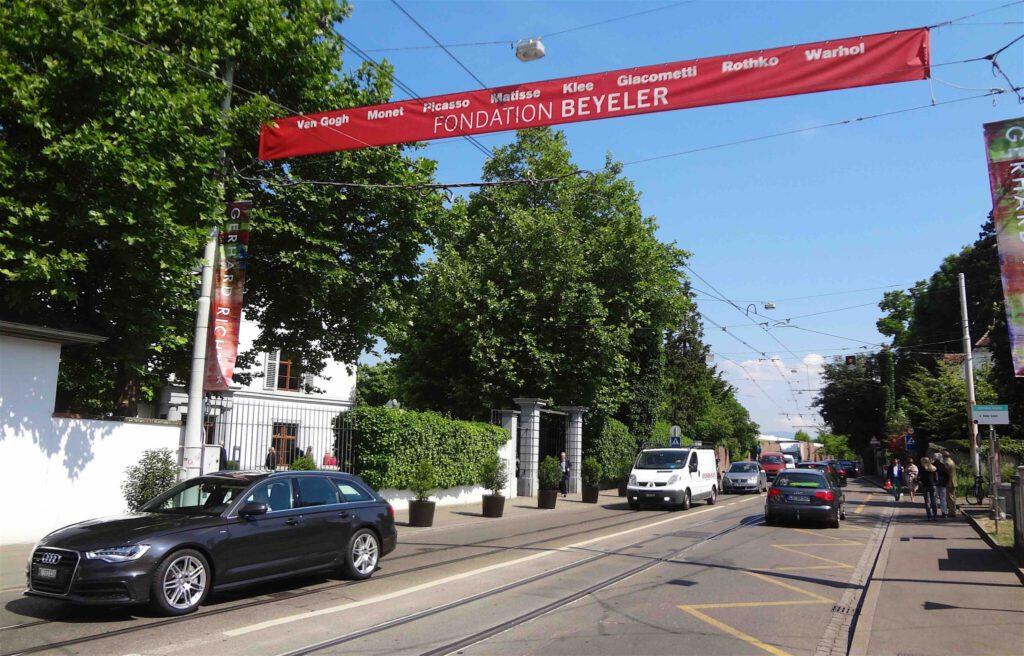 Gerhard Richter ゲルハルト・リヒター 個展 solo show @ Beyeler Fondation Riehen 2014