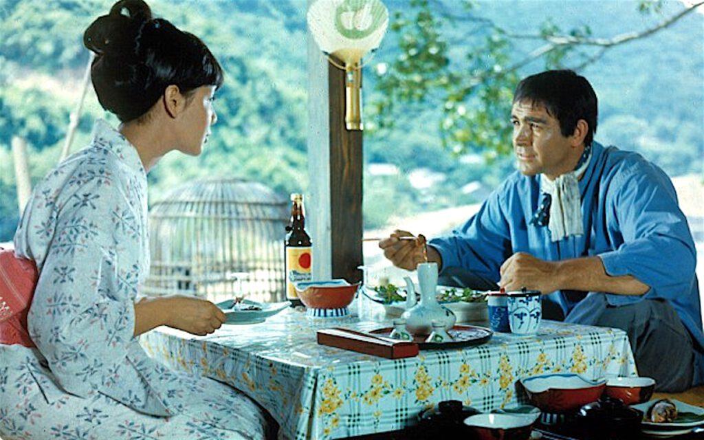 HAMA Mie 浜美枝 と Sean Connery ショーン・コネリー 007は二度死ぬ