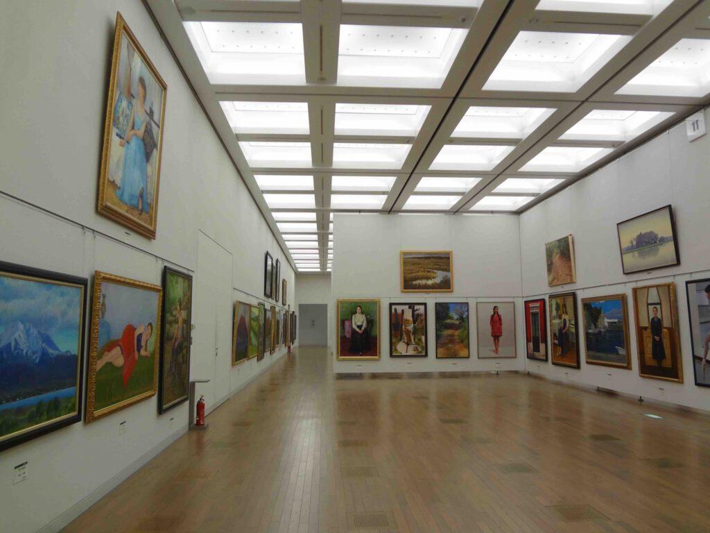 Hakujitsukai Art Exhibition 白日会展 2015年 @ 国立新美術館、東京・六本木 National Art Center Tokyo, Roppongi5