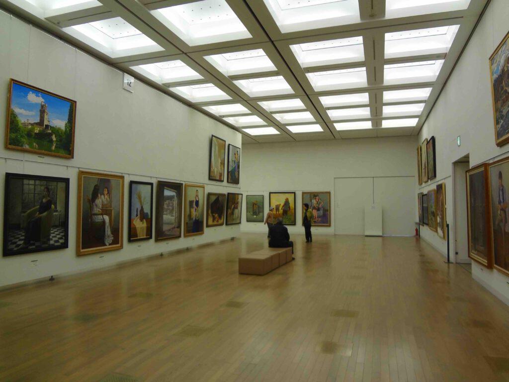 Hakujitsukai Art Exhibition 白日会展 2015年 @ 国立新美術館、東京・六本木 National Art Center Tokyo, Roppongi6