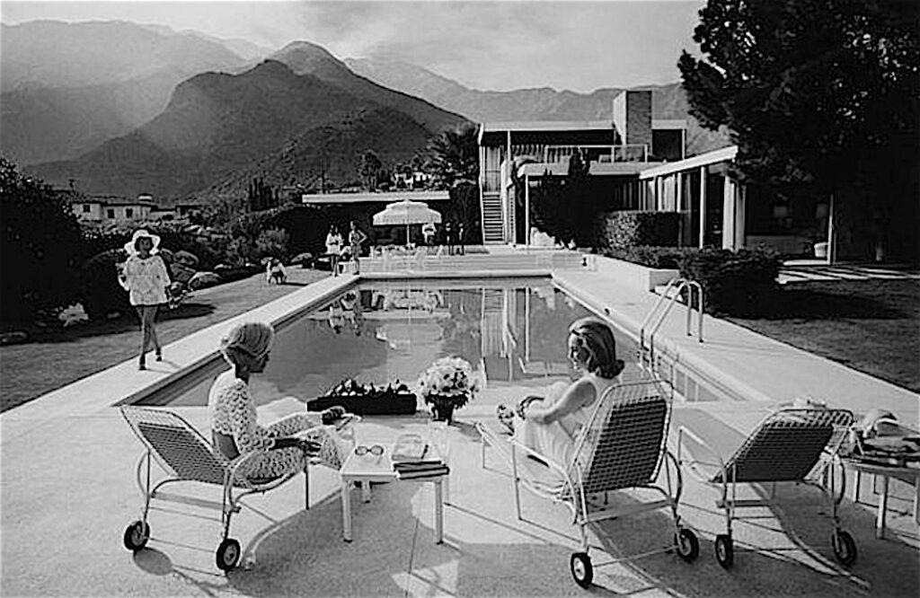 The American Experience, California Palm Springs, Kaufmann House 1970