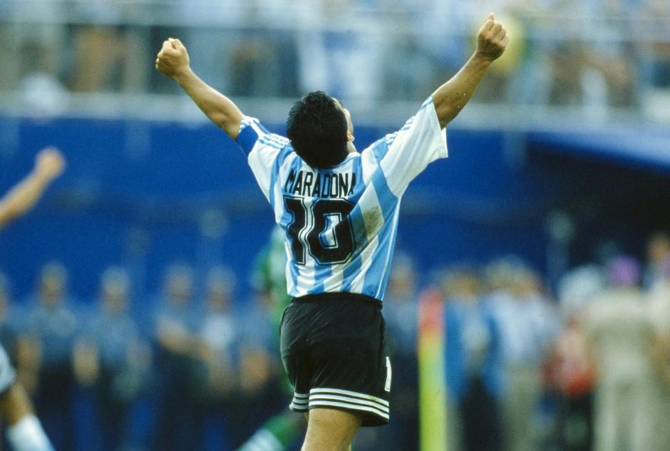 マラドーナ・神の手 Maradona - La Mano de Dios
