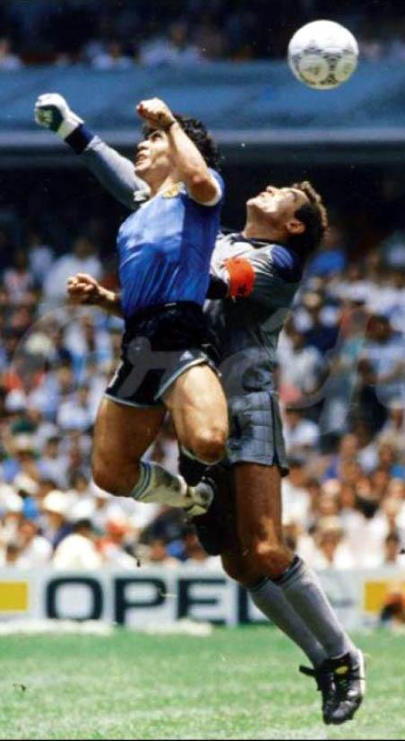 マラドーナ・神の手 Maradona – La Mano de Dios