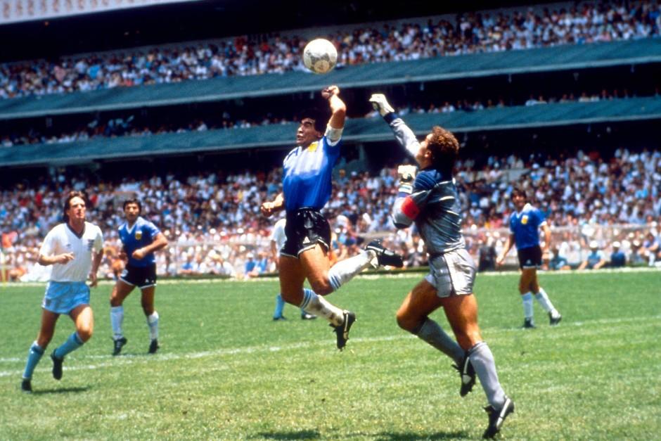 マラドーナ・神の手 Maradona
