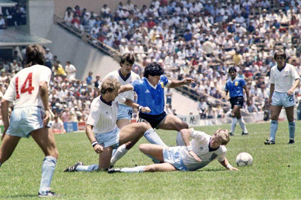 Argentina vs England 1986 Mexico