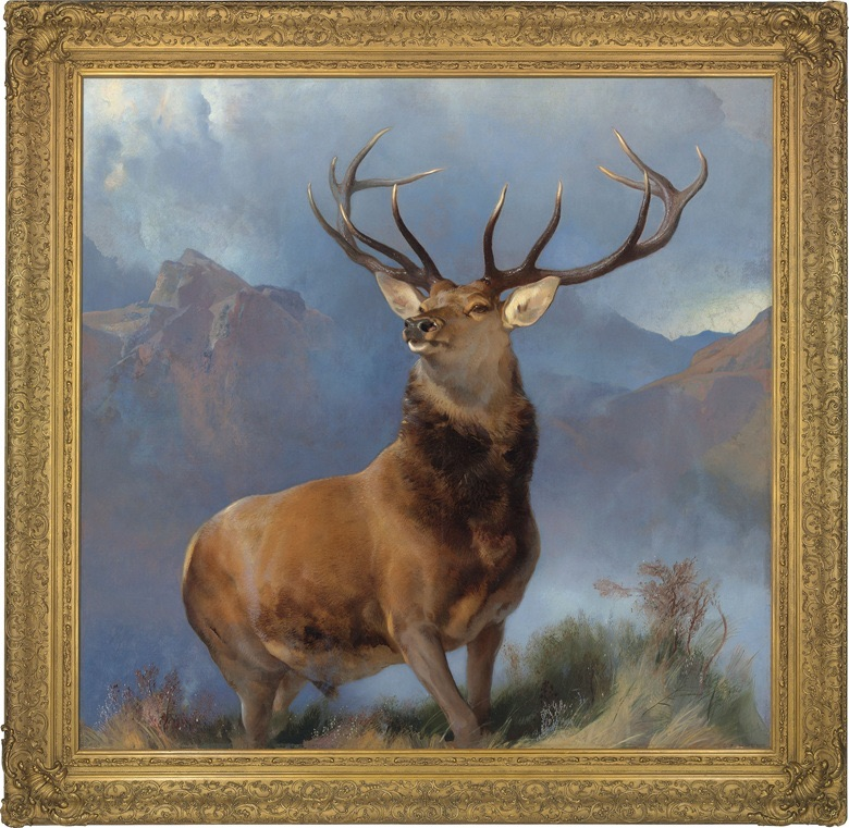Sir Edwin Henry Landseer R.A. (1802-1873), The Monarch of the Glen, c. 1849-1851