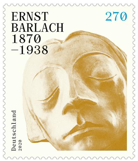 エルンスト・バルラハ Ernst Barlach (1870-1938)
