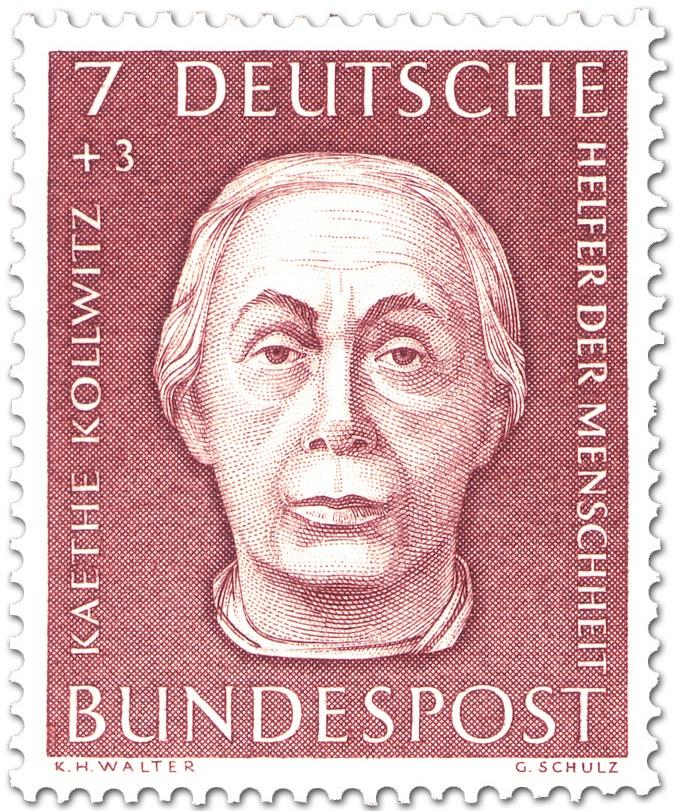 ケーテ・コルヴィッツ Käthe Kollwitz